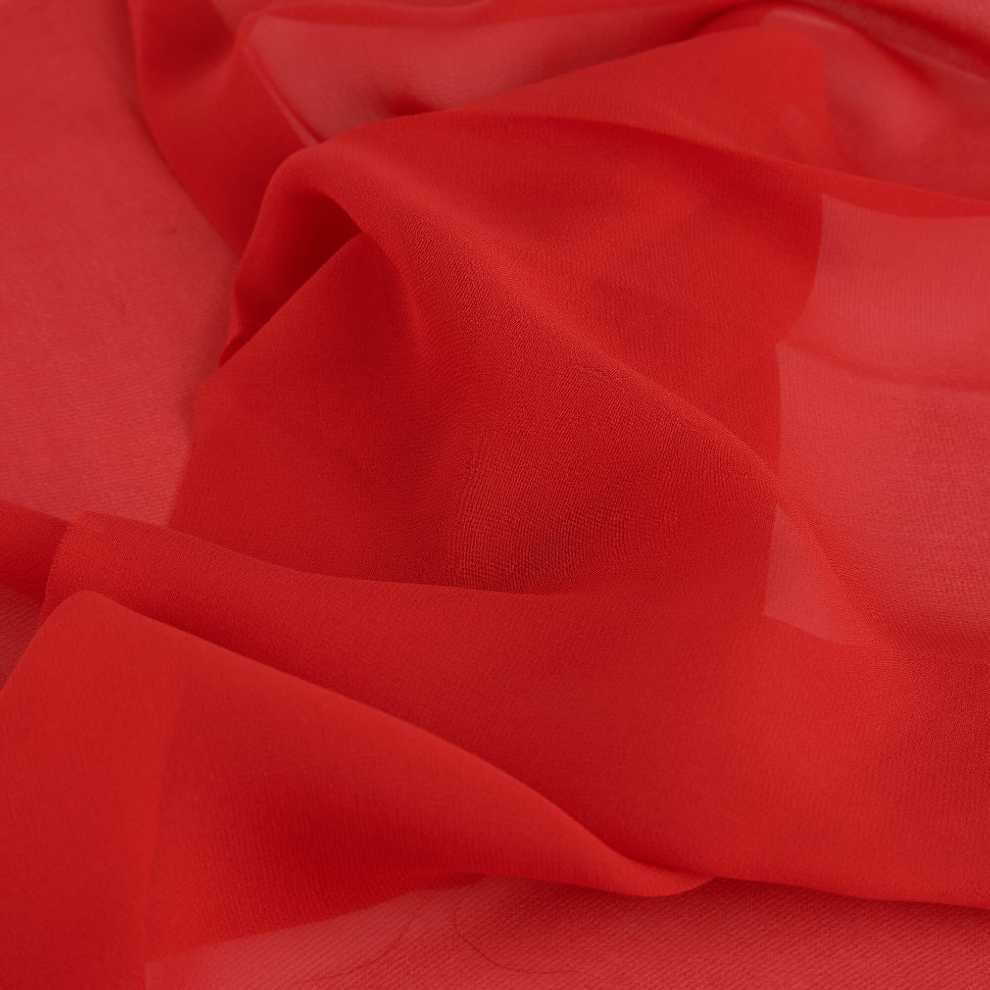 red chilli pepper silk chiffon 8 mommes