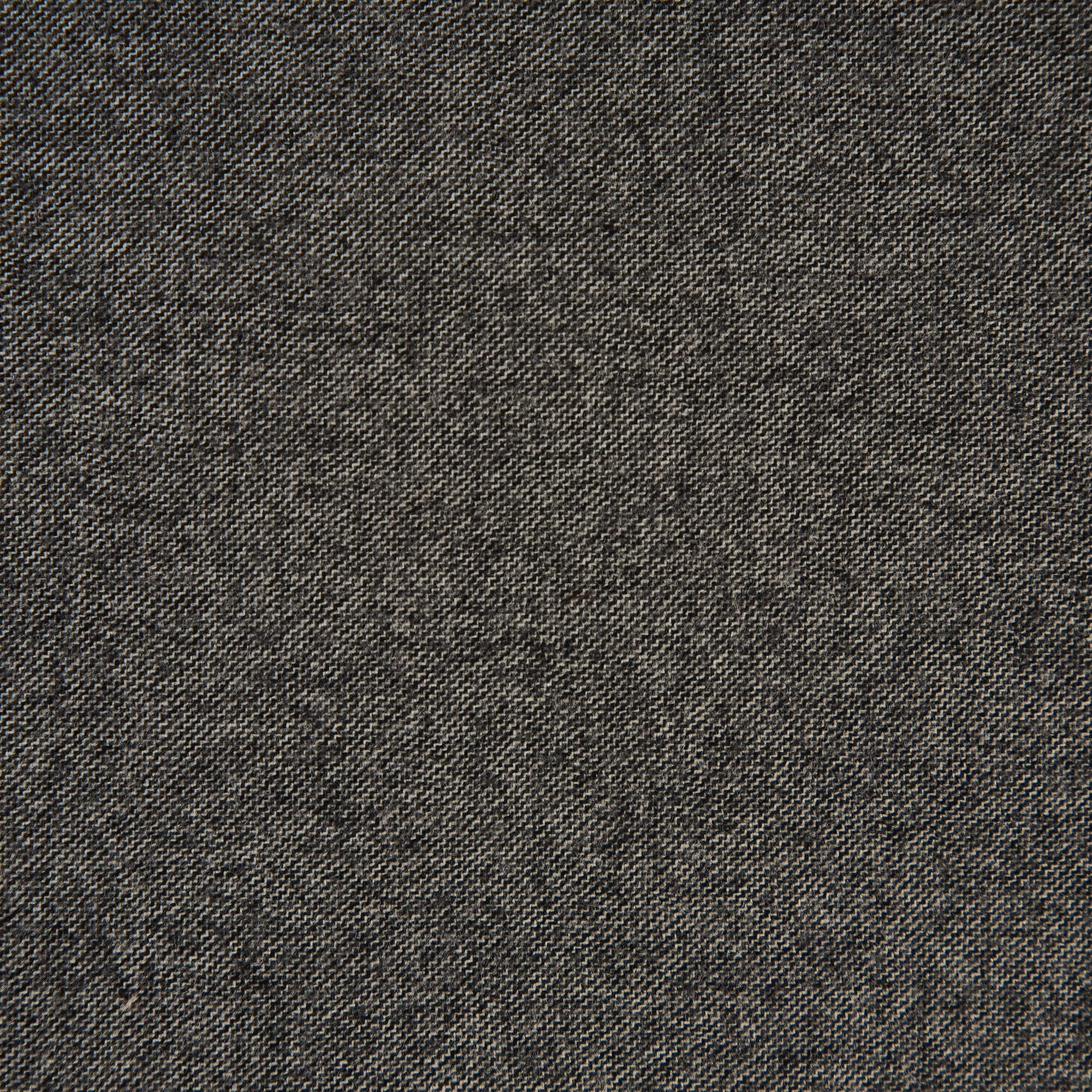 100% wool sharkskin saxony grey fabric